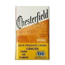 Chesterfield Vermelho