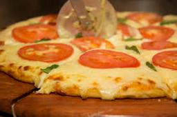 Pizza Meio à Meio Tradicional - Grande