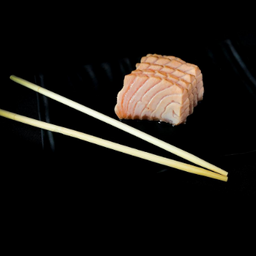 Sashimi salmão roast - 5 unds.
