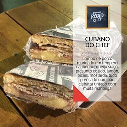 Lanche Cubano Do Chef
