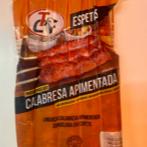 Pacote - Linguiça Apimentada com 6 Espetos 600g