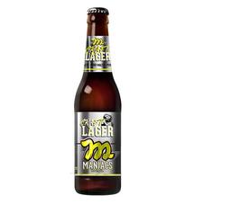 Maniacs Craft Cerveja Lager Long Neck