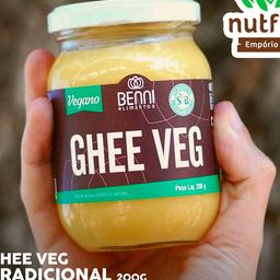 Manteiga Ghee Vegana - 200g