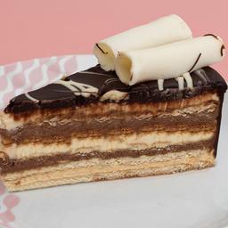 Alemã - fatia | torta dalena