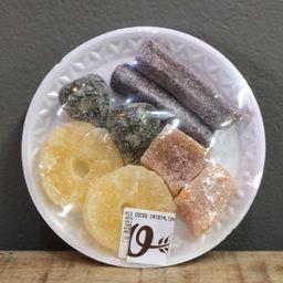 Mix de Frutas Cristalizadas