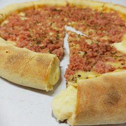 Borda Recheada na Pizza G