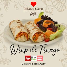 Wrap de Frango