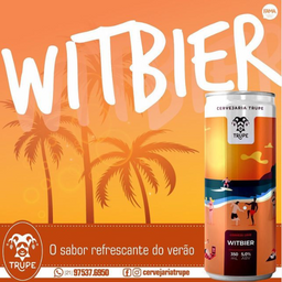 Trupe Witbier - 350ml - Trupe