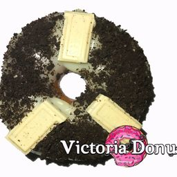 Donuts Hershey's Cookies And Cream