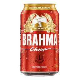 Cervejas Brahma Chopp 350ml