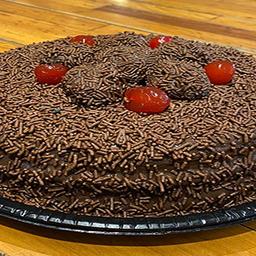 Torta brigadeiro - 30 pessoas