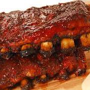 Família - Costelinha de Porco com Barbecue (4 Pessoas)