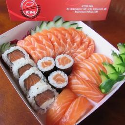 Combo sushi e sashimi 22