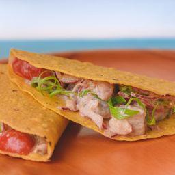 Taco de Atum