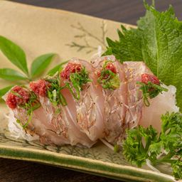 5 Sashimi de Peixe Branco do Dia