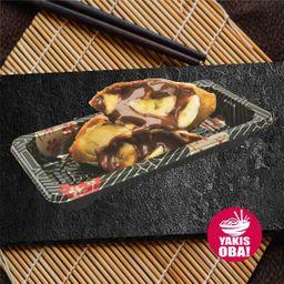Harumaki Chocolate C/ Banana