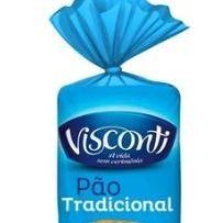 Pão de Forma Tradicional Visconti - 400g