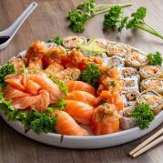 Sushi por 1$ - 40 Peças