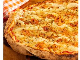 Pizza de Camarão Catupiry - Grande