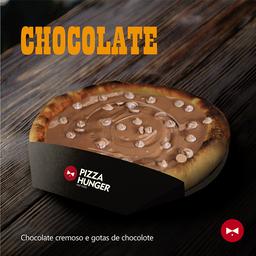 Pizza de Chocolate - Broto