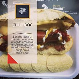 Chili Dog – Famoso Hot dog Americano