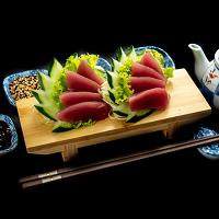 Sashimi Atum - 8 Peças