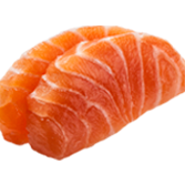 Sashimis de Salmão