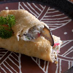 Pastel Japonês-Tofu