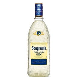Gin Importado Seagram's Extra Dry 750ml