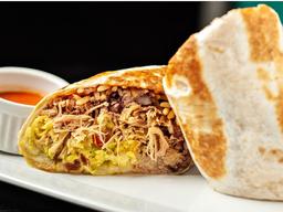 Monte seu Burrito
