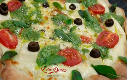 Pizza Caprese do Cheff - 25cm