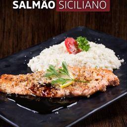 Salmão Siciliano