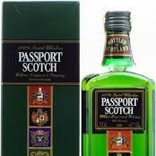 Passaport scotch 1l