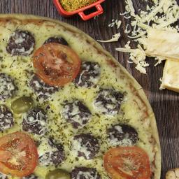 Pizza de Hambúrguer Gourmet - 35cm