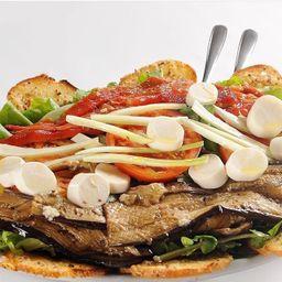 """Salada à moda do """"piero"""" (4 pessoas)"""