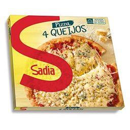 Pizza Sadia 4 Queijos
