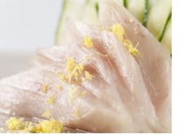 Sashimi Peixe Branco 10 Un.