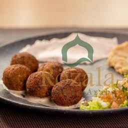 178 - Combinado Falafel