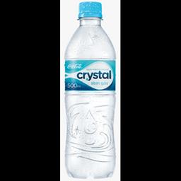Água Crystal Sem Gás -  500ml