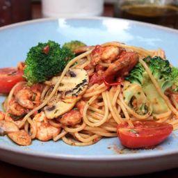 Spaghetti Porto Cervo