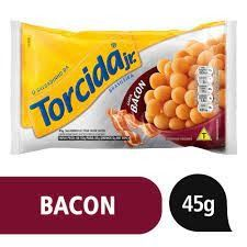 Torcida Sabor Bacon 45Gr
