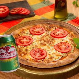 Combo Pizza Pequena - 4 Fatias