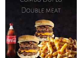 #5 Combo Duplo Casal Double Meat