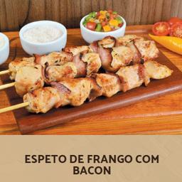 Frango com Bacon