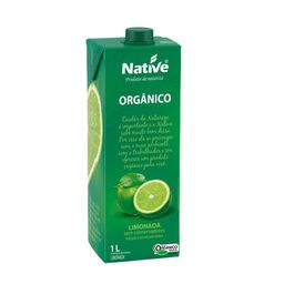 Limonada Orgânica 1L