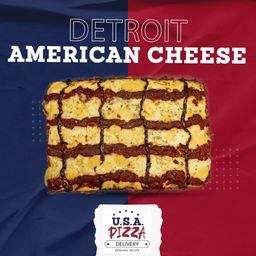 Detroit American Cheese