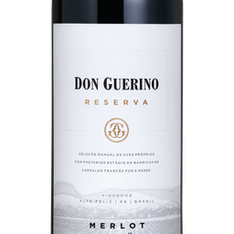 Don Guerino Reserva Merlot 750ml