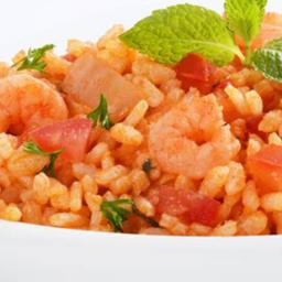 Risoto de camarão congelado - 300g