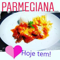 Bife à Parmegiana