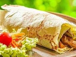 Wrap Salmão